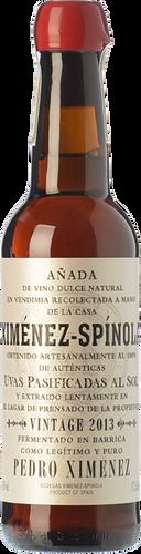 Ximénez-Spínola PX Vintage 2018 (0.37 L)