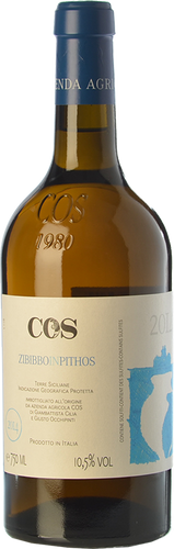 Cos Zibibbo in Pithos 2018
