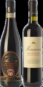 Amarone vs Primitivo (II)
