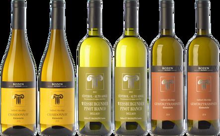 Box South Tyrol Winery of Bolzano 2+2+2