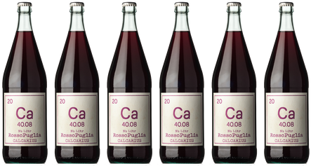 Box Calcarius 6 botellas