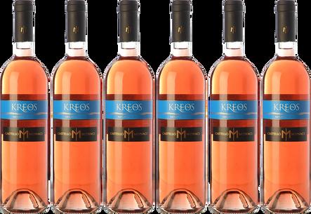 Box Kreos Rosé 6 Flaschen