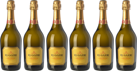 Box Ruggeri 6 Flaschen