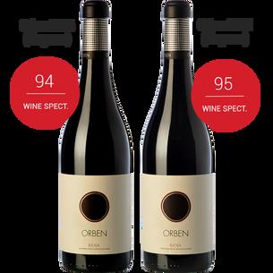 Orben, best Spanish wine / Wine Spectator