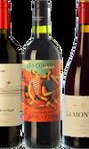Rioja, Priorat y Toro