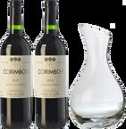 2 Corimbo I + FREE Decanter