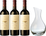 3 Muga Reserva + Decanter in REGALO
