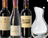 3 Rioja + Decantador de REGALO