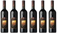 Box Brunello Banfi 6 bottles