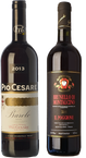 Two stars between Piedmont and Tuscany