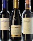 Dos Rioja y un Ribera del Duero