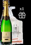 1 Champagne Pannier Brut Magnum + 1 Ice bag