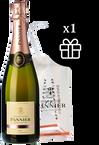 1 Champagne Pannier Rosé Magnum + 1 Ice bag